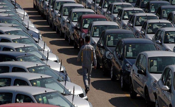 Otomotiv ihracatı Mayıs'ta 2,7 milyar dolar oldu