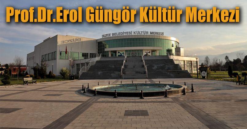 Kültür Merkezinin Adı Değişiyor