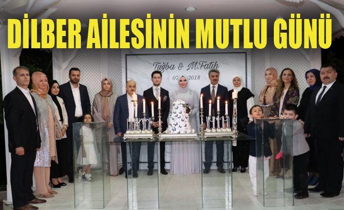 Ali Dilber Kızını Evlendiriyor