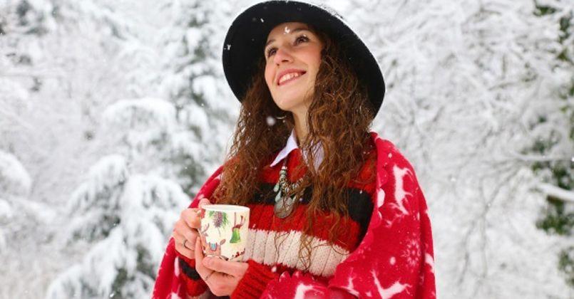 Kartepe karla şenlenince vatandaşların akınına uğradı