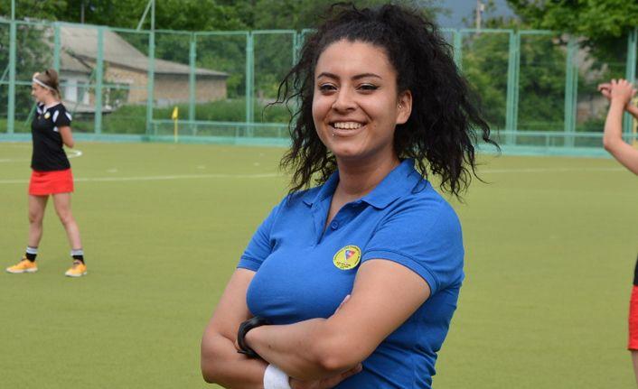 Avrupa şampiyonasında Türk kadın hakem gurur kaynağı oldu