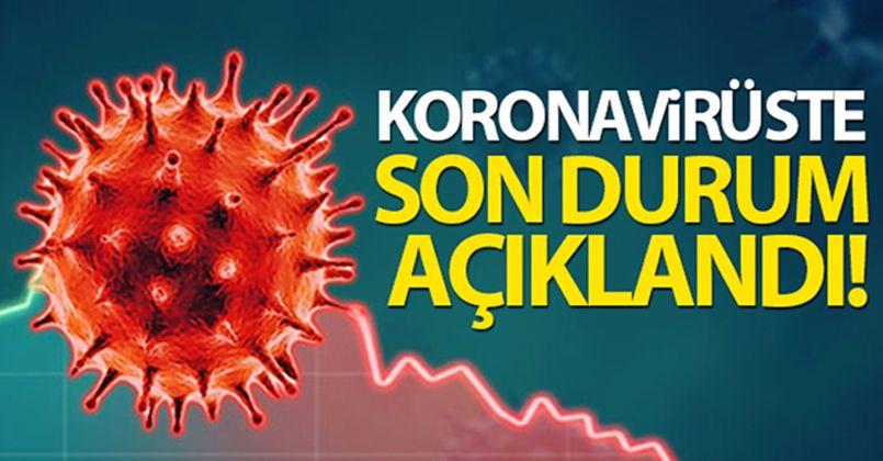 24 Ocak 2021 Korona Virüs Tablosu