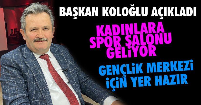 Cumayeri Belediye Başkanı Mustafa Koloğlu 'Gündem' programının konuğuydu