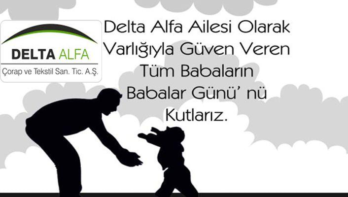 Delta Alfa'dan Babalar Günü Mesajı