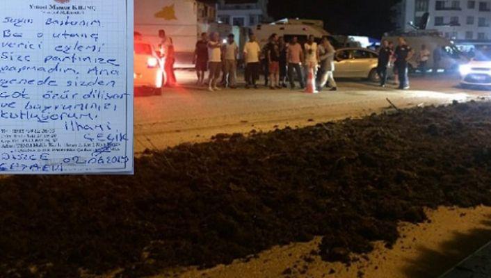 Gübre Eylemcisi Kılıçdaroğlu'ndan Özür Diledi