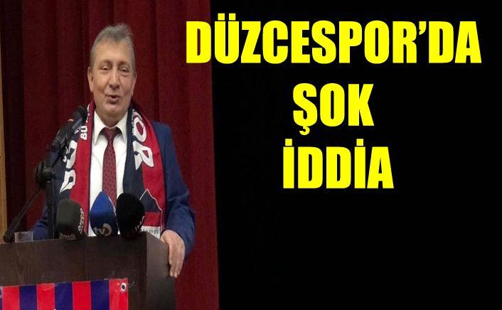 Düzcespor'da Aydın dönemi sona mı eriyor?