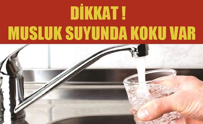 Belediye Vatandaşları Su Konusunda Uyardı