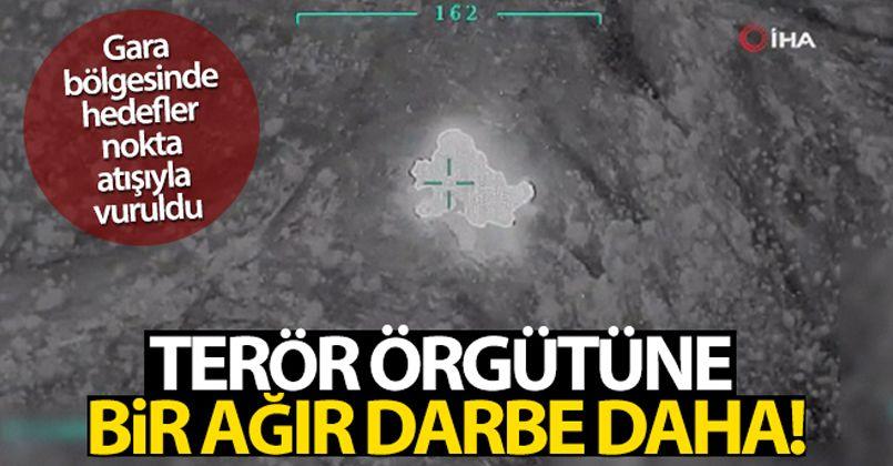 MSB: 'Gara bölgesinde tespit edilen 8 PKK'lı terörist etkisiz hale getirildi'
