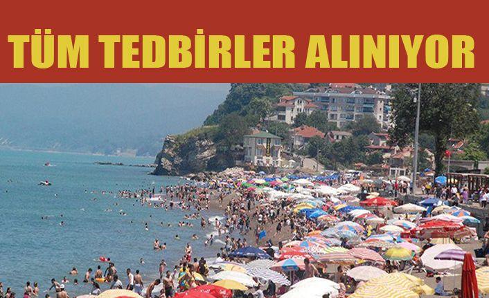 """Vali Dağlı, """"Tatilciler daha güvenli ve huzurlu bir yaz dönemi geçirecek"""""""
