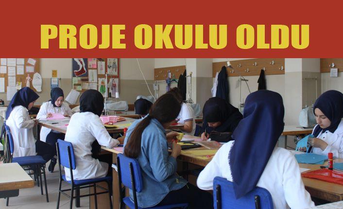 Proje okulu oldu 30 öğrenciyi sınavla alacak