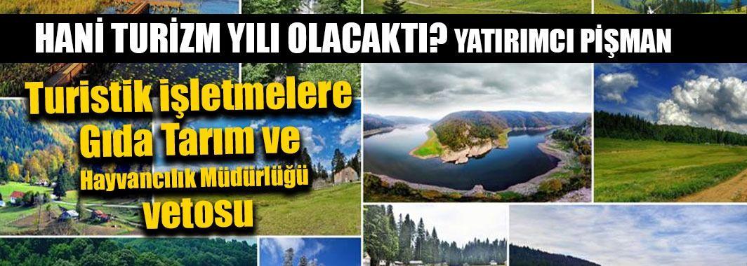 Hani Turizm Yılı Olacaktı Yatırımcı Pişman