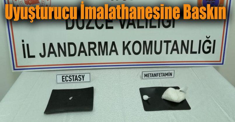Uyuşturucu imal edenlere operasyon: 6 gözaltı