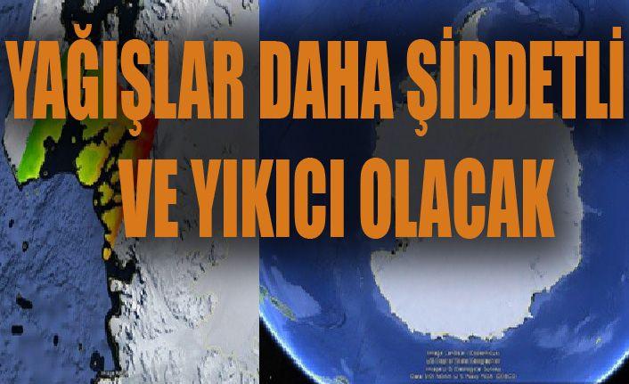 Uzmanlar inceledi, 'Kutuplardaki erime Türkiye'yi de etkiliyor'