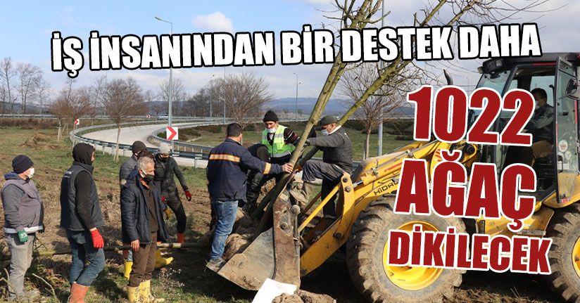 Çamköy Kavşağı'na Yeni Görünüm