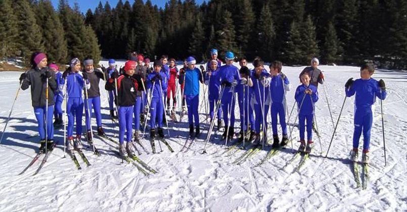 Arkut Dağı Kayaklı Koşu Merkezi, sporcu fabrikası haline geldi