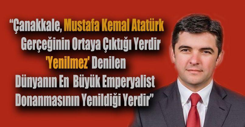 İYİ Parti'den Çanakkale Zaferi Mesajı