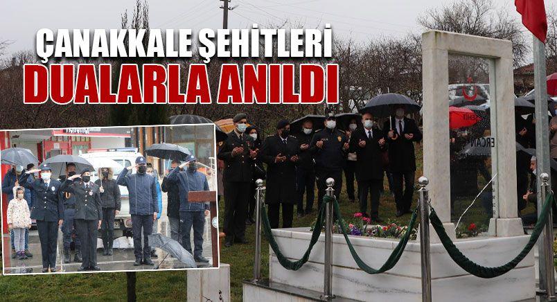 Akçakoca'da Çanakkale Zaferi'nin 106. Yılı Kutlandı
