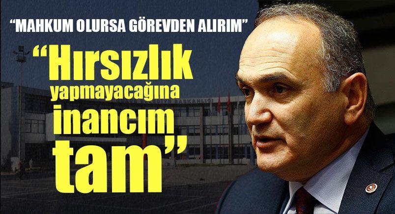 Başkan Özlü Cumhuriyet Gazetesi'ne Açıkladı!