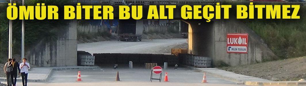 İyi ki Avrasya Tüneli Düzce'de yapılmadı
