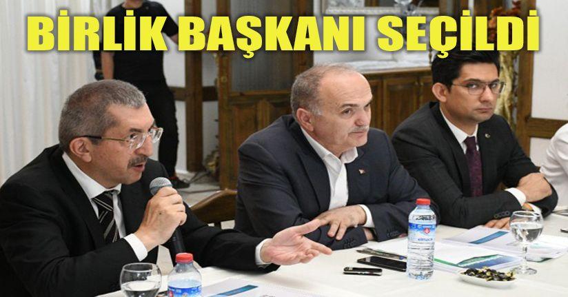BAKAB'ın yeni Başkanı Dr. Faruk Özlü oldu