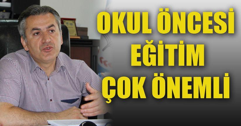 """Milli Eğitim Müdürü Yiğit, """"Türkiye ortalamasının 10 puan üstündeyiz"""""""