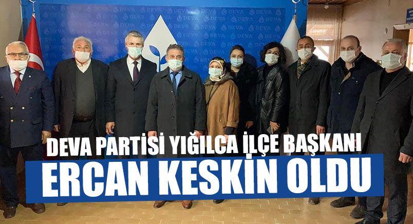 DEVA Partisi Teşkilatlanma Çalışmalarını Sürdürüyor