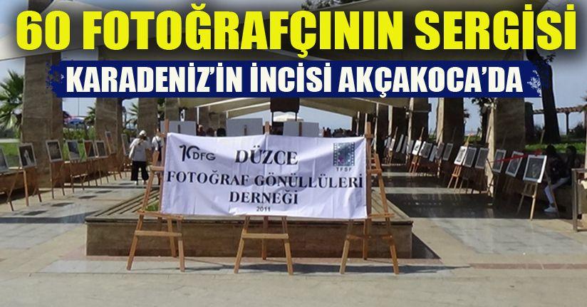Düzceli fotoğrafçılardan Akçakoca'ya gelin çağrısı