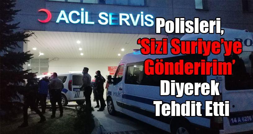 Alkollü Doktor ve İlaç Mümessili Hastanede Polislere Saldırdı: 2 Gözaltı