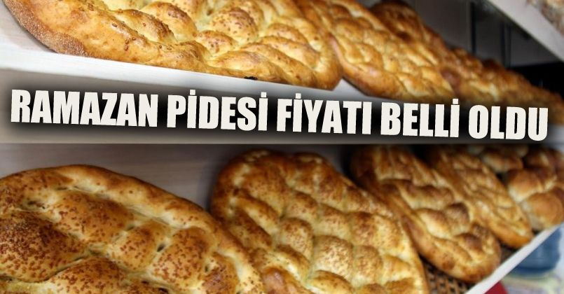 Düzce Ramazan pidesi fiyatı belli oldu