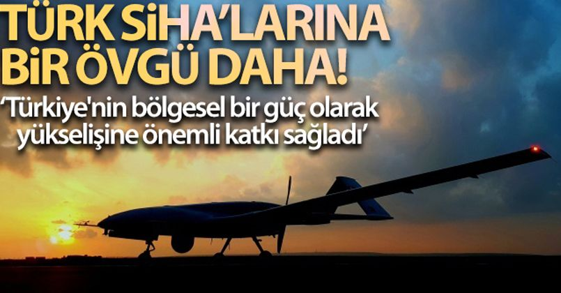 SİHA'lar, 2020'de Türkiye'nin bölgesel bir güç olarak yükselişine önemli katkı yaptı