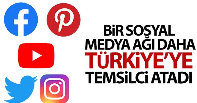 Bir Sosyal Medya Ağı Daha Türkiye'ye Temsilci Atadı