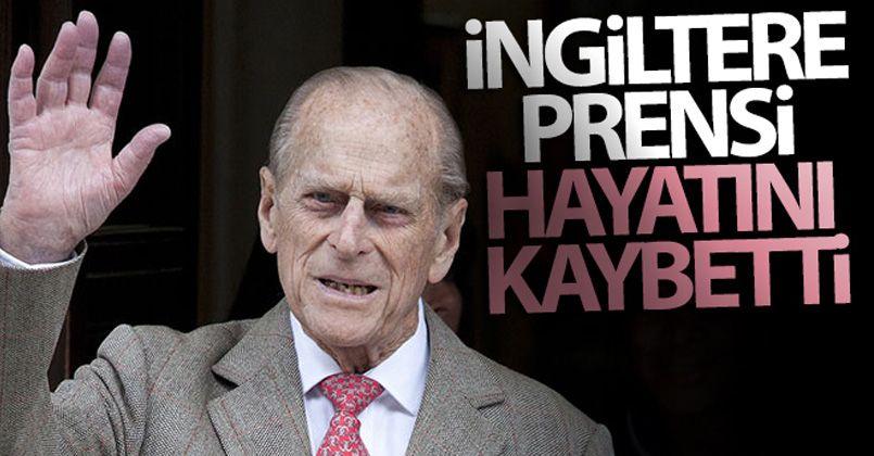 İngiltere prensi hayatını kaybetti