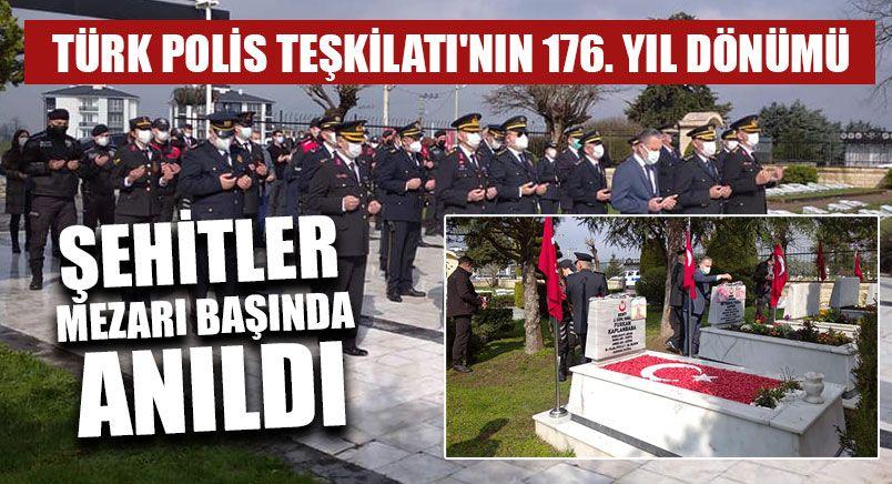 Türk Polis Teşkilatı'nın 176. Yıl Dönümü