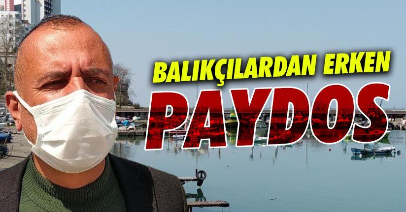 Akçakoca Su Ürünleri Başkanı Mustafa Karakaş: Artık 1 Eylül'ü bekleyeceğiz