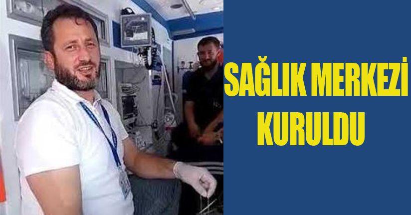 Hacı adaylarına sağlık hizmeti verecekler