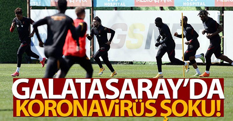 Galatasaray'da 3 oyuncunun testi pozitif çıktı