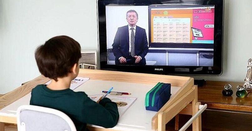Öğrenciler Ekran Başında