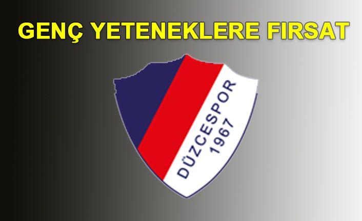 Düzcespor'dan Kamp Daveti
