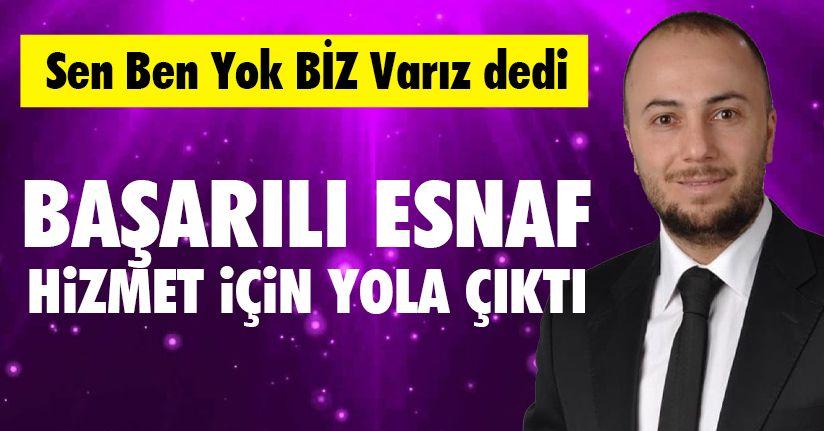 Ertuğrul Aydoğan adaylığını açıkladı