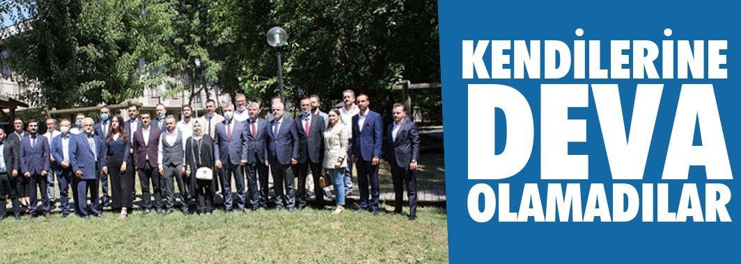Düzce DEVA partisinde 21 kişi istifa etti