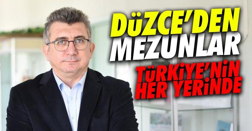 """Uzun """"Türkiye'nin farklı illerinde değer üretiyorlar"""""""