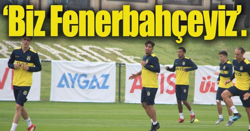 Fenerbahçe kampının etkili ismi Allahyar