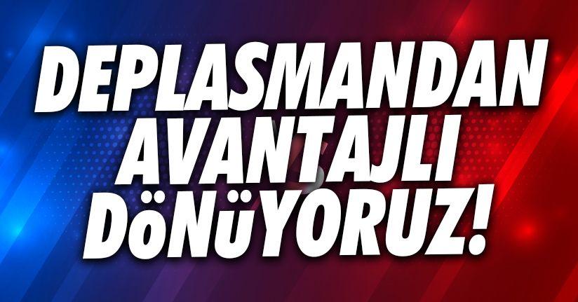 Düzcespor, Aksaray'ı 2-1 yendi