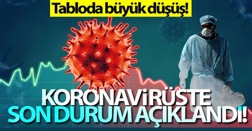 7 Mayıs 2021 Korona Virüs Tablosu