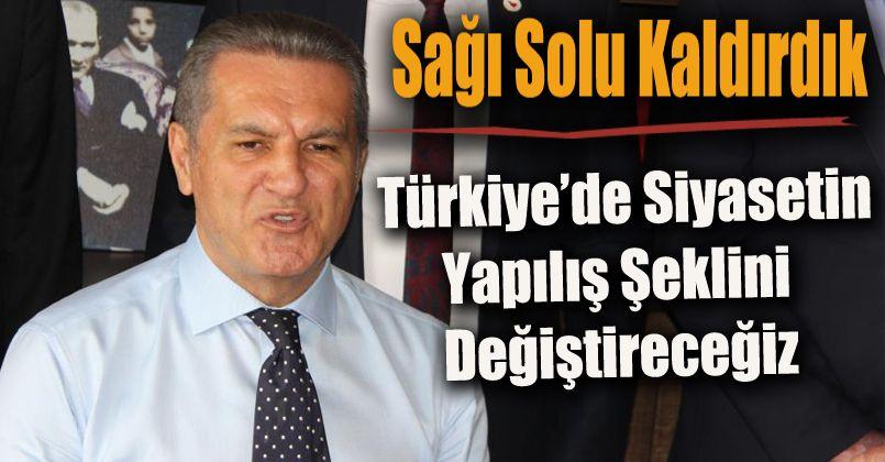 TDP Genel Başkanı Sarıgül İsrail'i kınadı