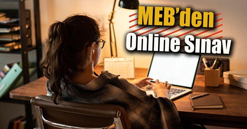 Düzce Milli Eğitim'den online deneme sınavı