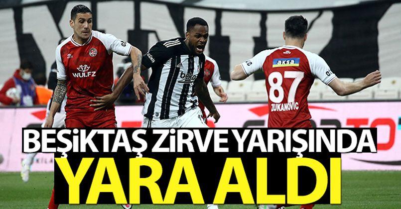 Beşiktaş: 1-2 Fatih Karagümrük