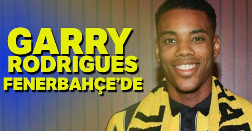 Garry Rodrigues, resmen Fenerbahçe'de