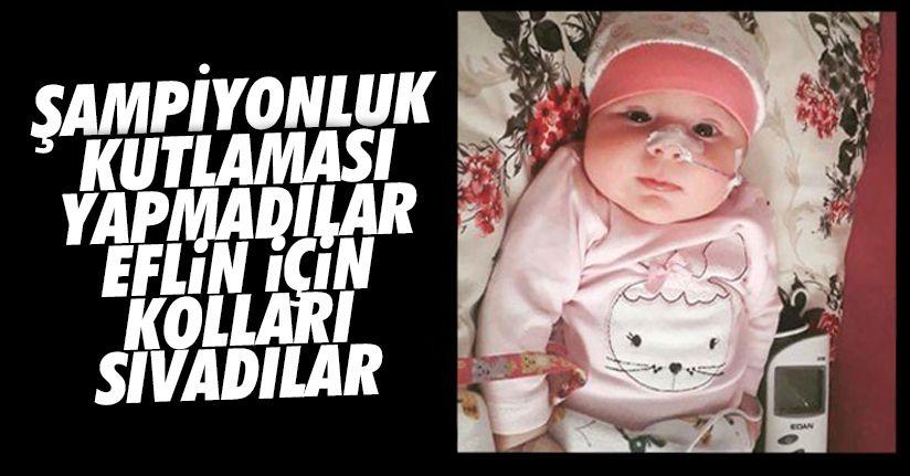 Beşiktaş taraftarından duygulandıran hareket