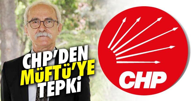 CHP İl Başkanı Haluk Demir'den müftü tepkisi